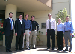 Life Tech visits DJO in Tijuana